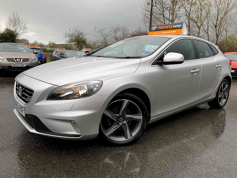 Volvo V40 D2 R-Design Nav Hatchback 1.6 Manual Diesel