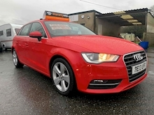 A3 Tdi Sport Hatchback 2.0 Manual Diesel