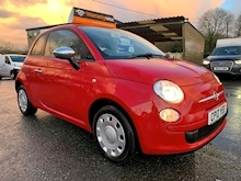 500 Pop Hatchback 1.2 Manual Petrol