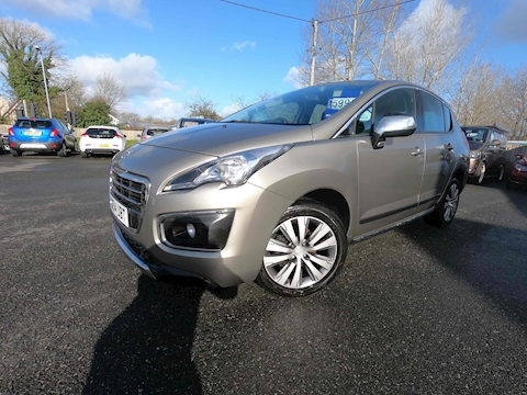 3008 Hdi Active Hatchback 1.6 Manual Diesel