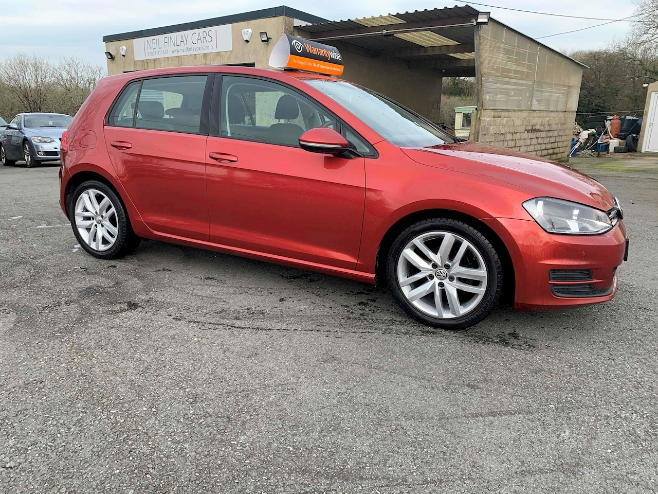 Golf Se Tdi Bluemotion Technology Hatchback 1.6 Manual Diesel