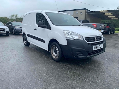 Partner Blue Hdi Se L1 Panel Van 1.6 Manual Diesel