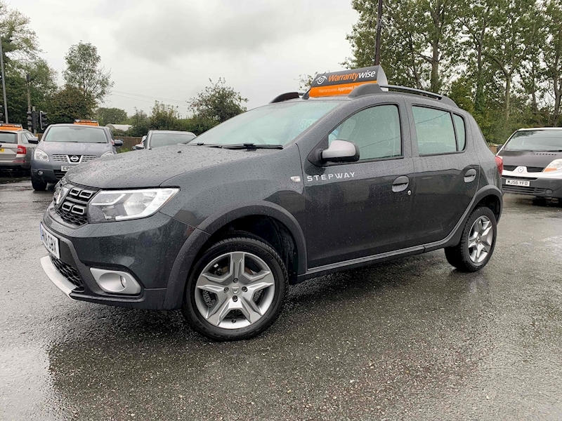Dacia 0.9 TCe Laureate Stepway 5dr Petrol Manual (s/s) (90 ps)