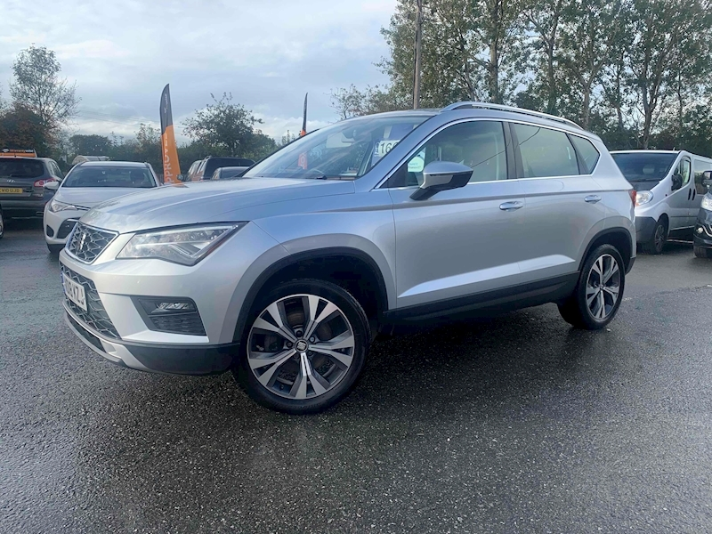 SEAT Ateca SE Technology SUV 2.0 Manual Diesel