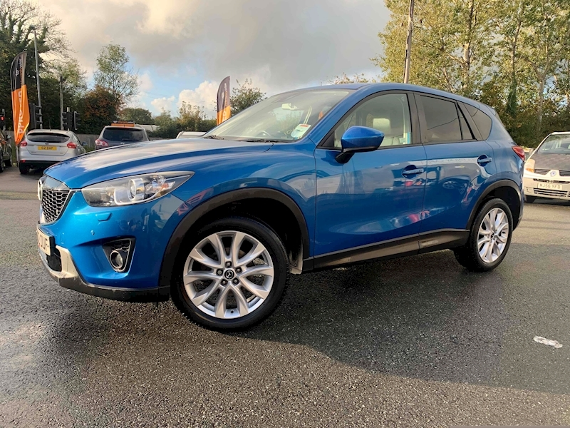 Mazda CX-5 Sport SUV 2.2 Manual Diesel