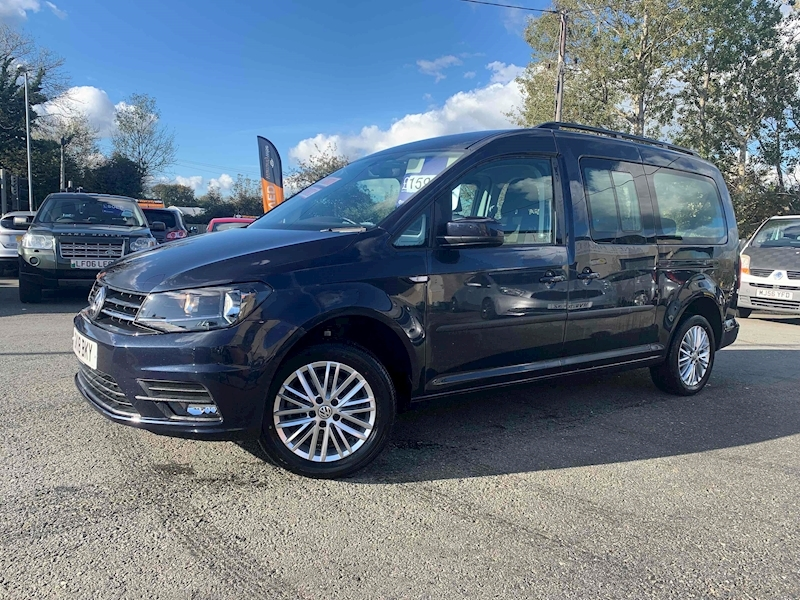 Volkswagen 2.0 TDI BlueMotion Tech MPV 5dr Diesel DSG EU6 (s/s) (102 ps)