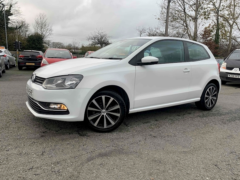Volkswagen 1.2 TSI BlueMotion Tech SE Hatchback 3dr Petrol Manual (s/s) (107 g/km, 89 bhp)