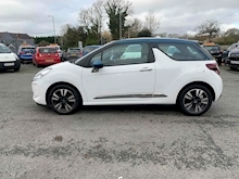 Ds 3 Puretech Chic Hatchback 1.2 Manual Petrol