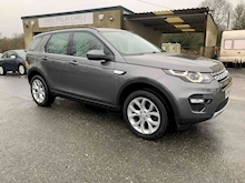 2.0 TD4 HSE SUV 5dr Diesel Auto 4WD (s/s) (180 ps)