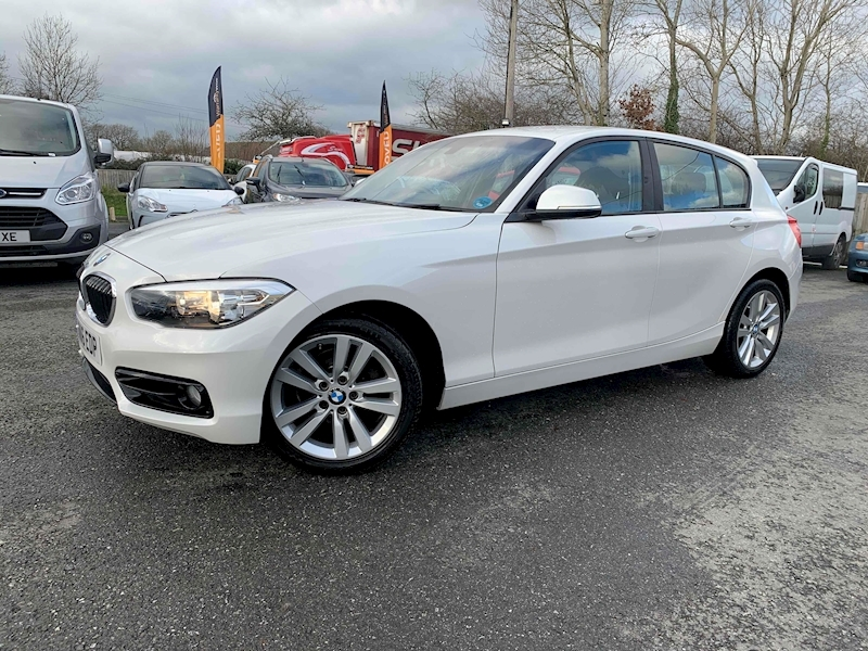 BMW 1 Series 116D Sport Hatchback 1.5 Manual Diesel
