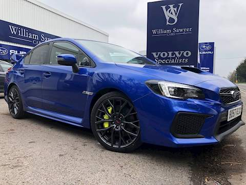 Subaru Wrx Sti Final Edition Type Uk Final Edition 2.5 4dr Saloon Manual Petrol