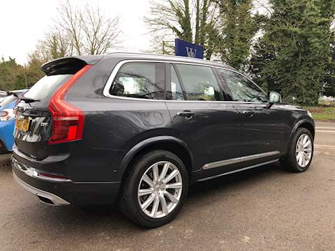 Volvo Xc90 D5 Powerpulse Inscription Pro Awd Estate 2.0 Automatic Diesel