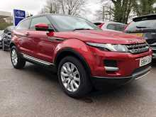 Range Rover Evoque Sd4 Pure Tech Coupe 2.2 Automatic Diesel