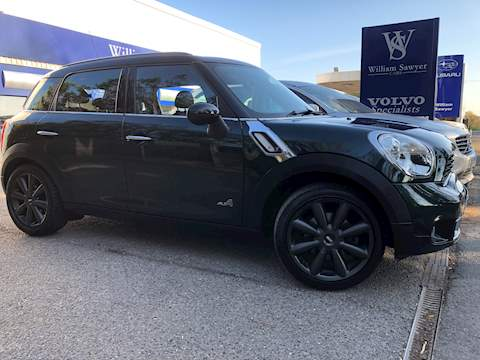 Mini Mini Countryman Cooper Sd All4 Hatchback 2.0 Automatic Diesel