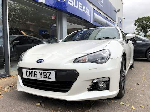 Subaru Brz I Se Lux Coupe 2.0 Manual Petrol