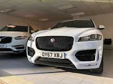F-Pace R-Sport Awd Estate 2.0 Automatic Diesel