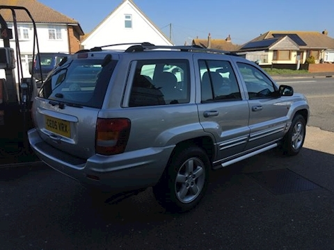 Grand Cherokee V8 Limited Estate 4.7 Automatic Petrol