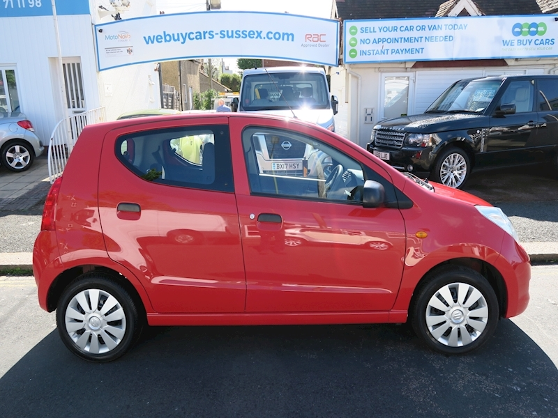 Alto Sz Hatchback 1.0 Manual Petrol
