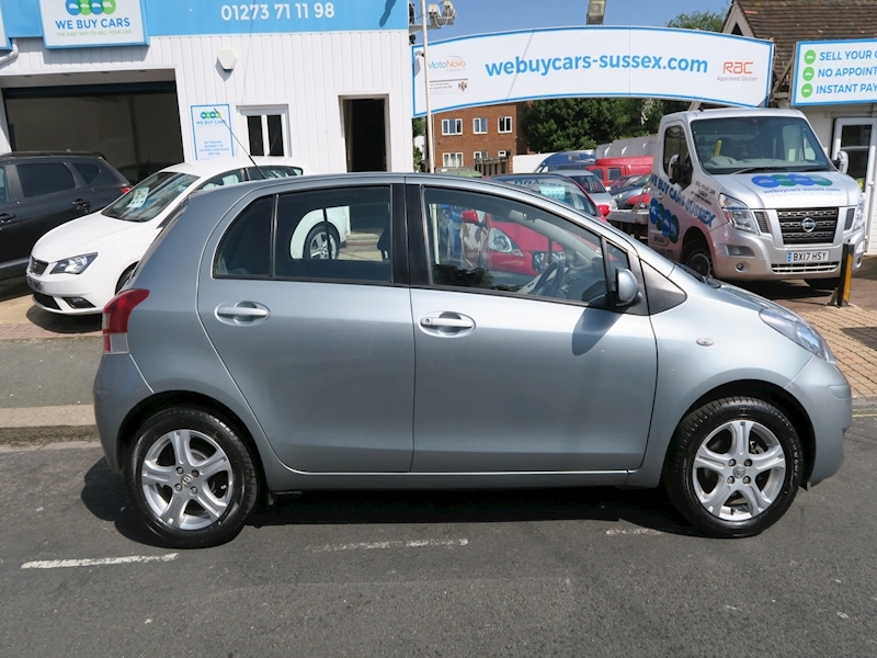Yaris Vvt-I Tr Hatchback 1.3 Manual Petrol