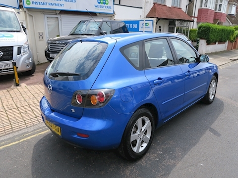 Mazda 3 Ts Hatchback 1.6 Manual Petrol