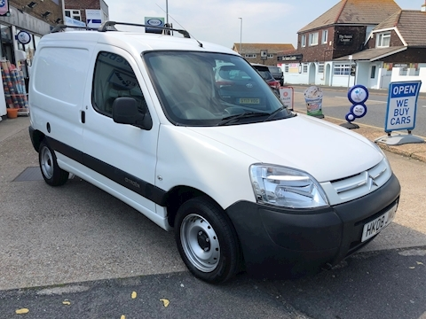 Citroen Berlingo Van Hdi 600 Enterprise Swb H/C Cdv