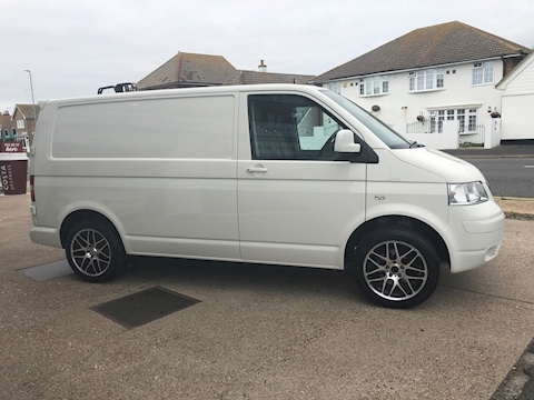 Transporter T28 Swb Pbv P/V 84Tdi Panel Van 1.9 Manual Diesel