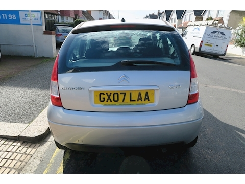Citroen C3 16V Vtr Hatchback 1.6 Manual Petrol