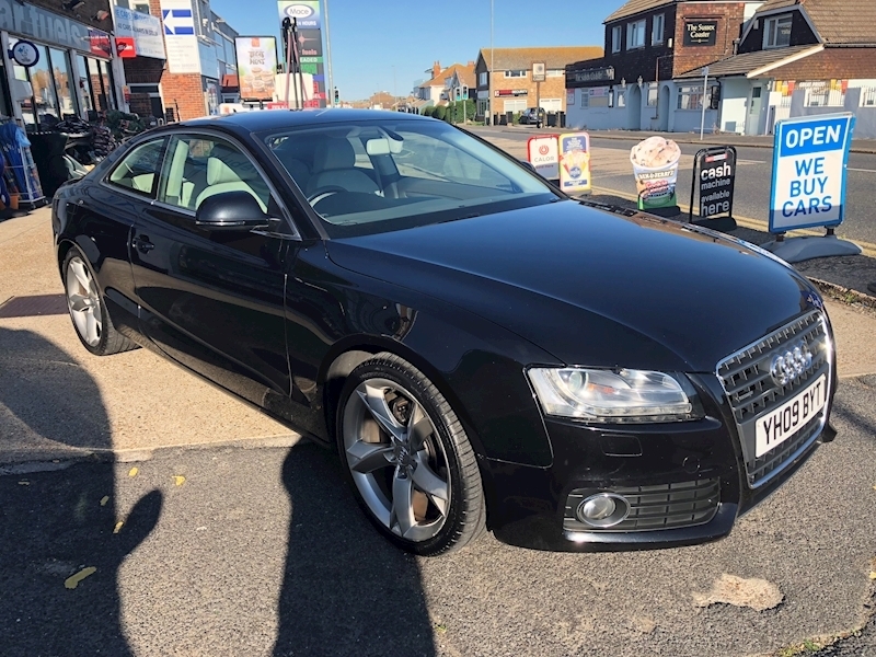 A5 Tfsi Quattro Sport Coupe 2.0 Manual Petrol