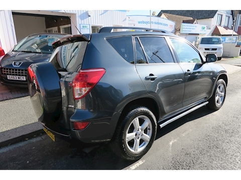 Rav4 Vvti Xtr Estate 2.0 Manual Petrol