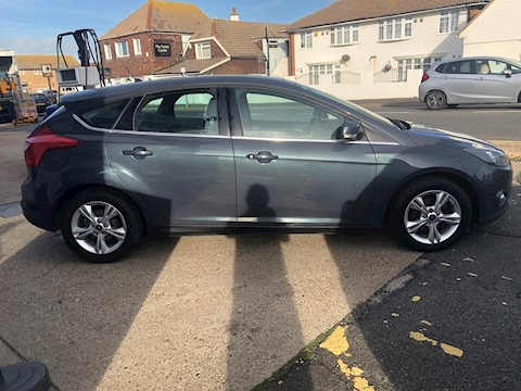 Focus Zetec Tdci Hatchback 1.6 Manual Diesel