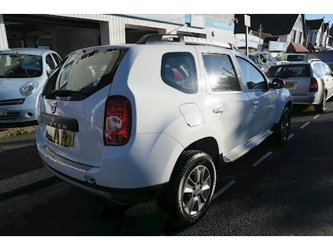 Duster Laureate Dci Hatchback 1.5 Manual Diesel