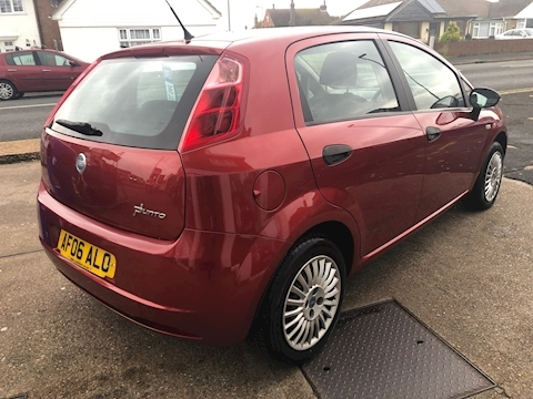 Punto Active Hatchback 1.2 Manual Petrol
