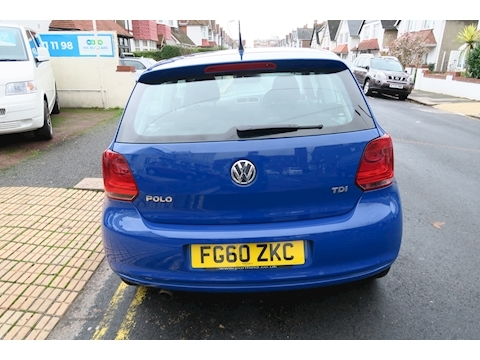 Polo Polo Sel Tdi 90 Hatchback 1.6 Manual Diesel
