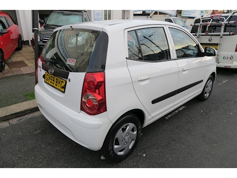 Picanto Picanto 1 Hatchback 1.0 Manual Petrol