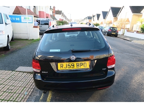 Golf Se Tdi Estate 1.6 Manual Diesel