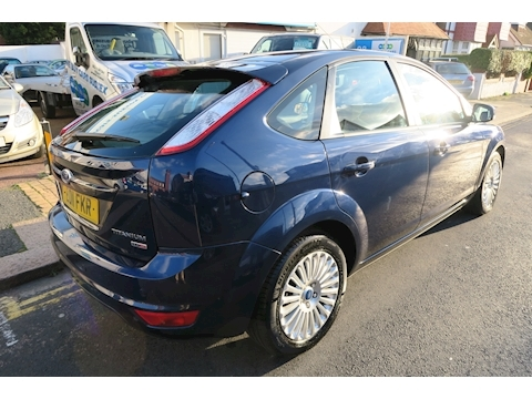 Focus Titanium Tdci Hatchback 1.6 Manual Diesel