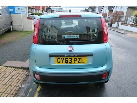 Panda Easy Hatchback 1.2 Manual Petrol