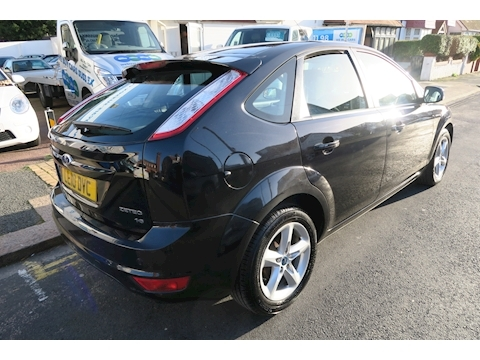 Focus Zetec Hatchback 1.6 Automatic Petrol
