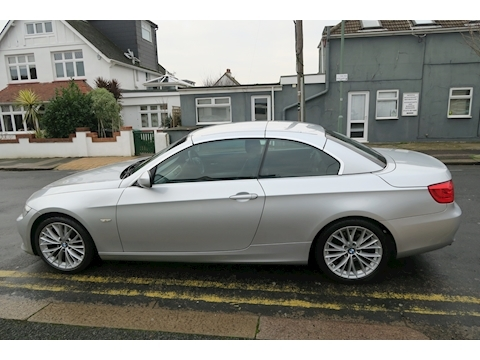 3 Series 320I Se Convertible 2.0 Automatic Petrol