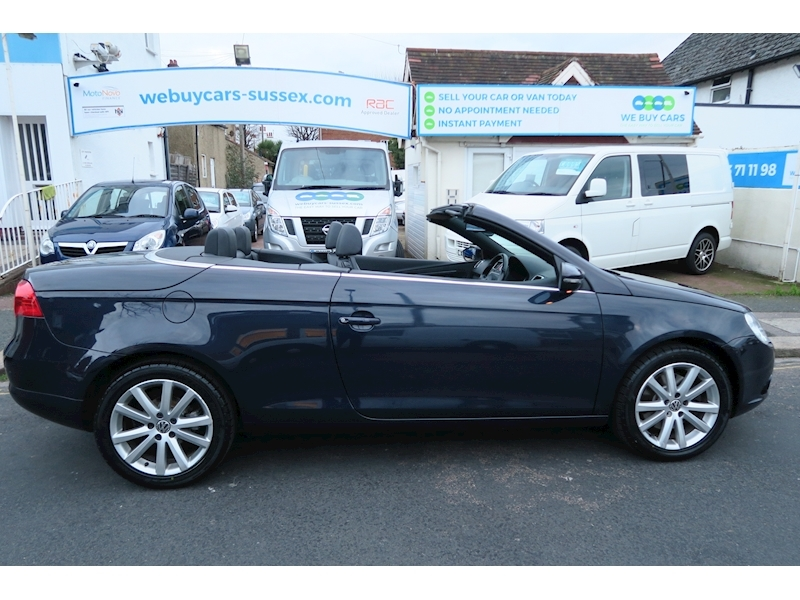 Eos Se Tsi Convertible 1.4 Manual Petrol