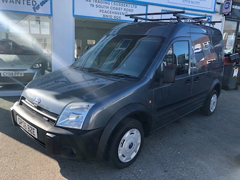 Ford Transit Connect Tdci T230 Lx Lwb P/V