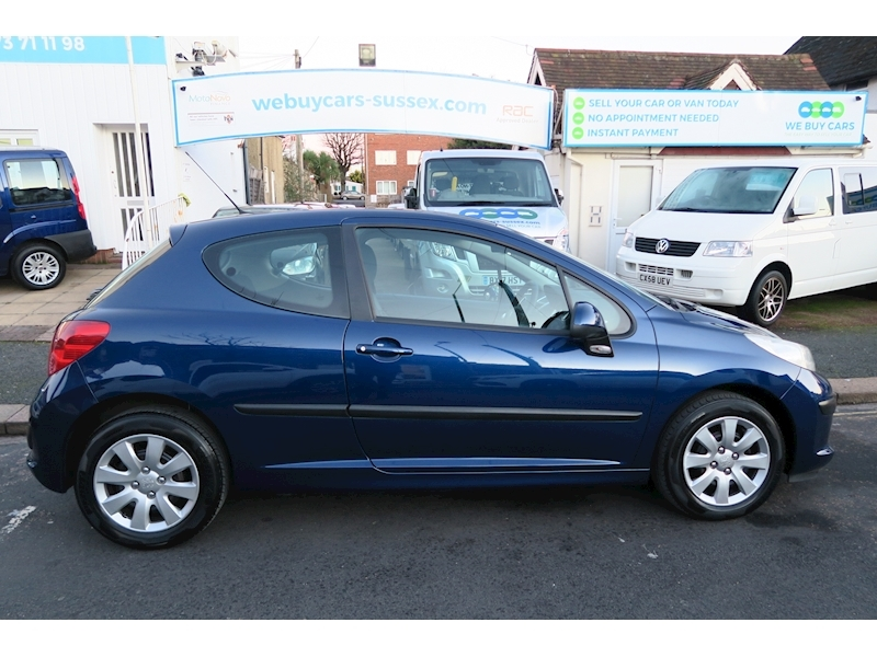 207 S Hatchback 1.6 Manual Diesel