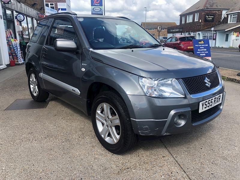 Grand Vitara Vvt + Estate 1.6 Manual Petrol