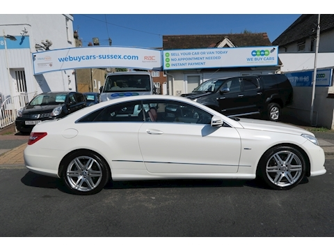 Mercedes-Benz E Class E250 Cdi Blueefficiency Sport