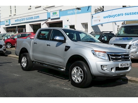 Ford Ranger Limited 4X4 Double Cab Tdci