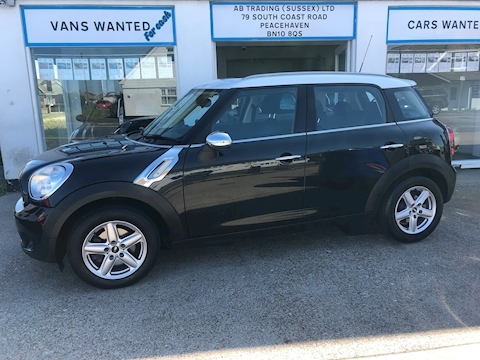 Used Mini Mini Countryman Cooper D We Buy Cars Sussex Peacehaven