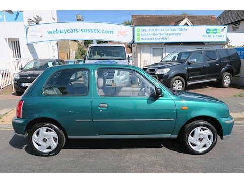 Nissan Micra 93 S