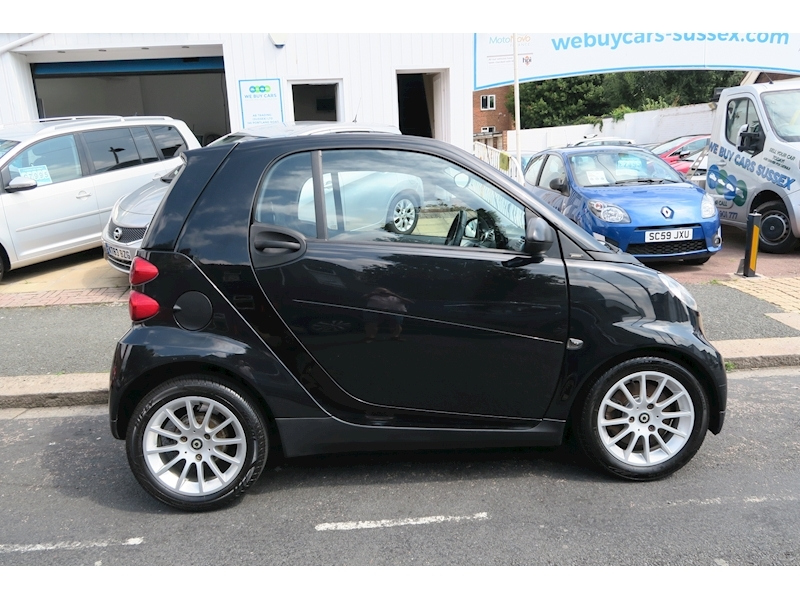 Fortwo Coupe Passion Mhd Coupe 1.0 Automatic Petrol