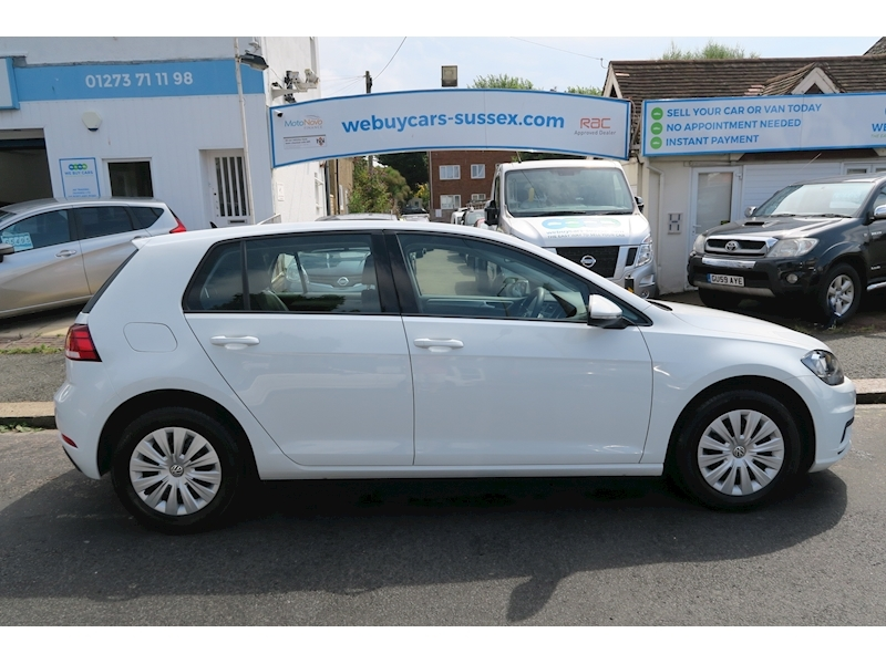Golf S Tsi Bluemotion Technology Hatchback 1.0 Manual Petrol