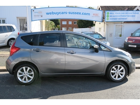 Nissan Note Acenta Premium Safety Dig-S